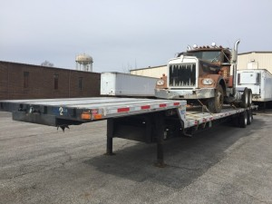 2007 Transcraft Step Deck DTL 2100