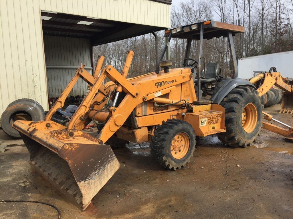 ENDED – Online Only Truck and Trailer Auction