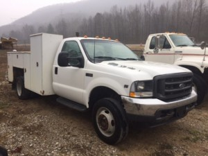 Ford F450 Service