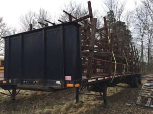 Jost Steel Flatbed