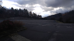 Main Parking Lot