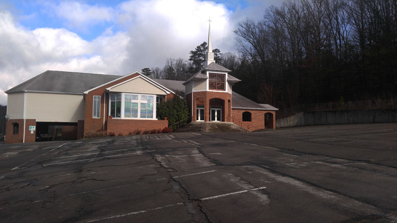 ENDED – Absolute Real Estate Auction of Former Clear Springs Baptist Church