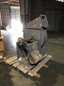 2002 Hartzell Blower Fan, Mdl. 52-26MH00, 4500CFM, 10HP, sn H14499YY