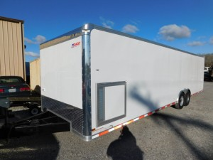 2016 Pace American 30' Enclosed Trailer