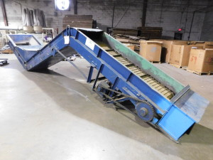Balemaster Conveyor Section Mdl. MF 1-45-30, 30'L x 36W, sn 712-05661