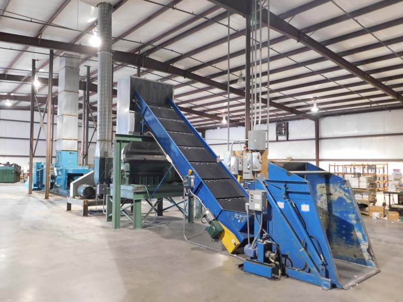 ENDED – Online Only Paper Recycling Auction
