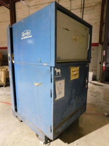 Ken Bay RotoPac Industrial Waste Compactor,Clydesdale 4'w x 5'd