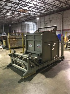 Southworth Unloader, Mdl APCU, 4,000 capacity, sn IP90787