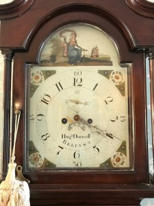 Elizabeth Lane Farm_Hugh Donnell Belfast Clock Face