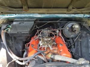 1966 Chevy Stepside 5