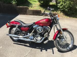 Lambeth - 1987 Harley Davidson Low Rider