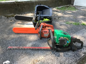 Lambeth - Chain Saws and Trimmer