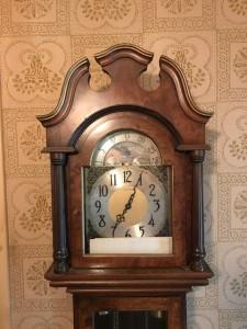 Lambeth - Herschede Grandfather Clock