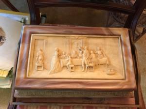 Lambeth - Inclolay Stone Box