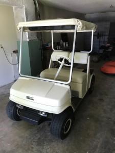 Lambeth - Yamaha Golf Cart