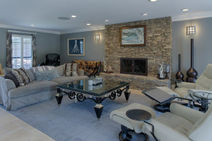 Tipton_Living Room with Stacked Stone Fireplace