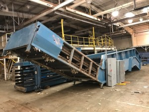 EZ Trax Feed Conveyor