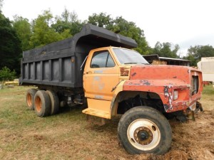 Ford Truck (Salvage)