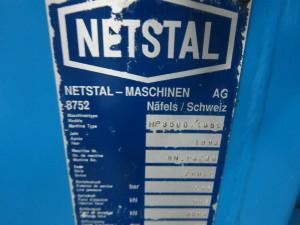 Netstal 330 ton 6