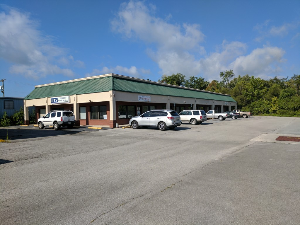 REAL ESTATE AUCTION – Income Producing Commercial Building