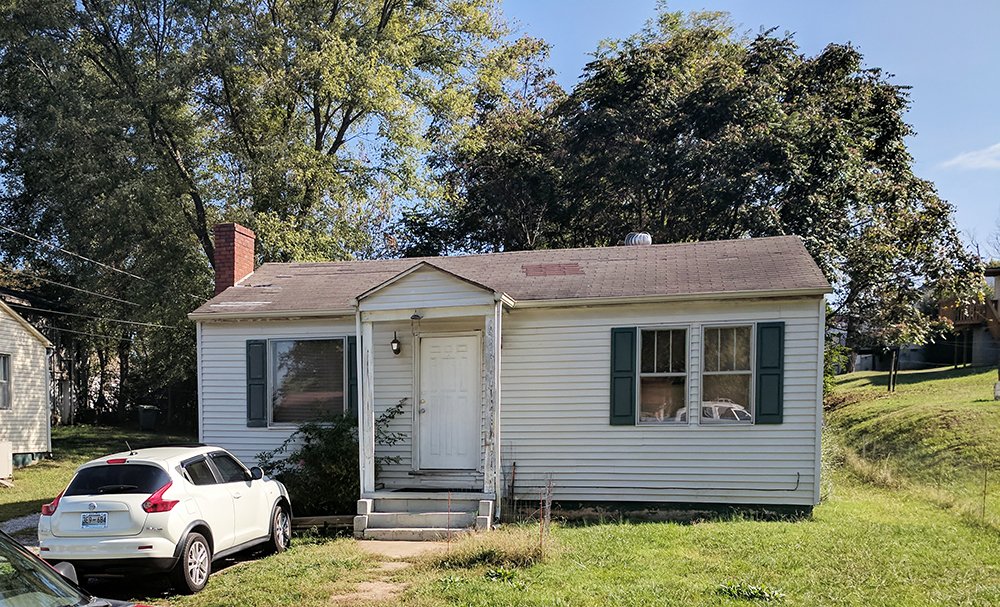 Property 13 – Foreclosure Real Estate Auction By Order of Secured Party – 1011 Montvue Ave., Morristown, TN