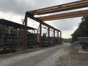20 Ton Crane System
