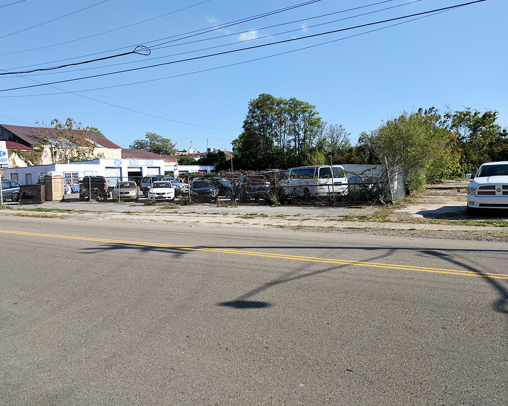 Property 2 – Foreclosure Real Estate Auction by Order of Secured Party – 304 E. Main Street, Morristown, TN