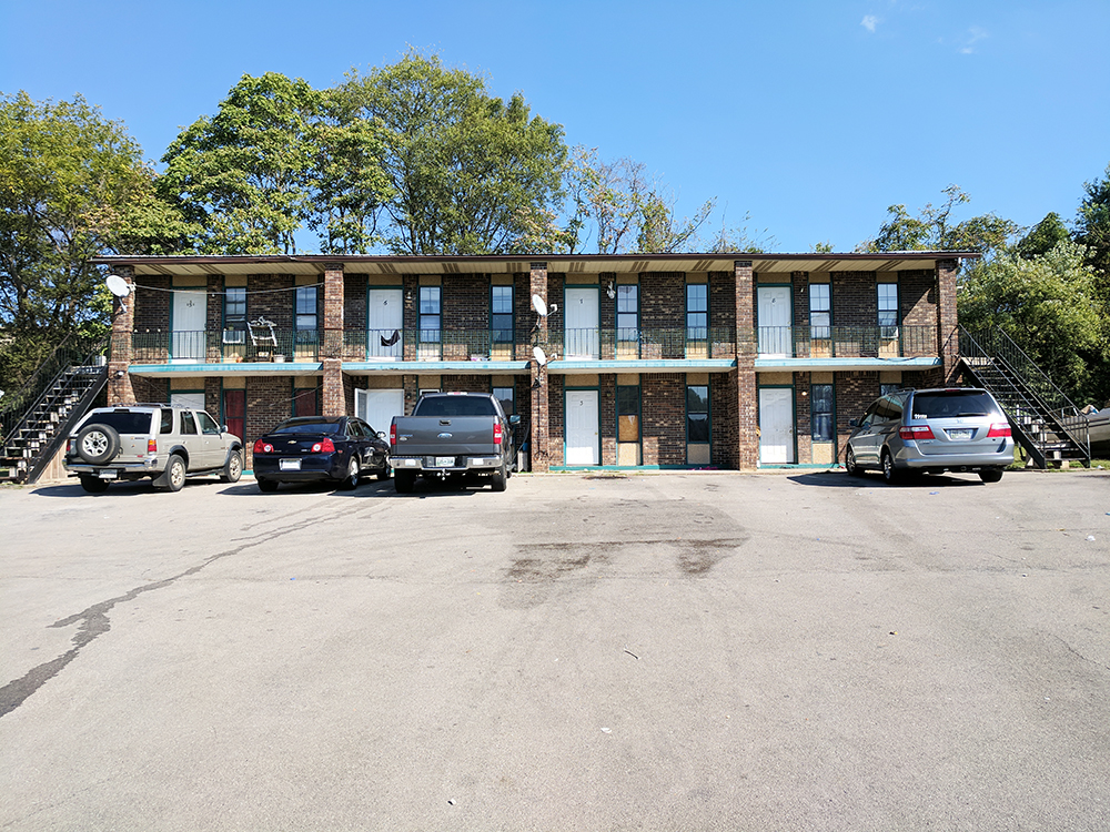 Property 1 –  Foreclosure Real Estate Auction by Order of Secured Party – 432 N. Liberty Hill Street, Morristown TN