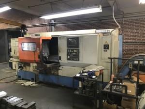 CNC Machine Turning Center