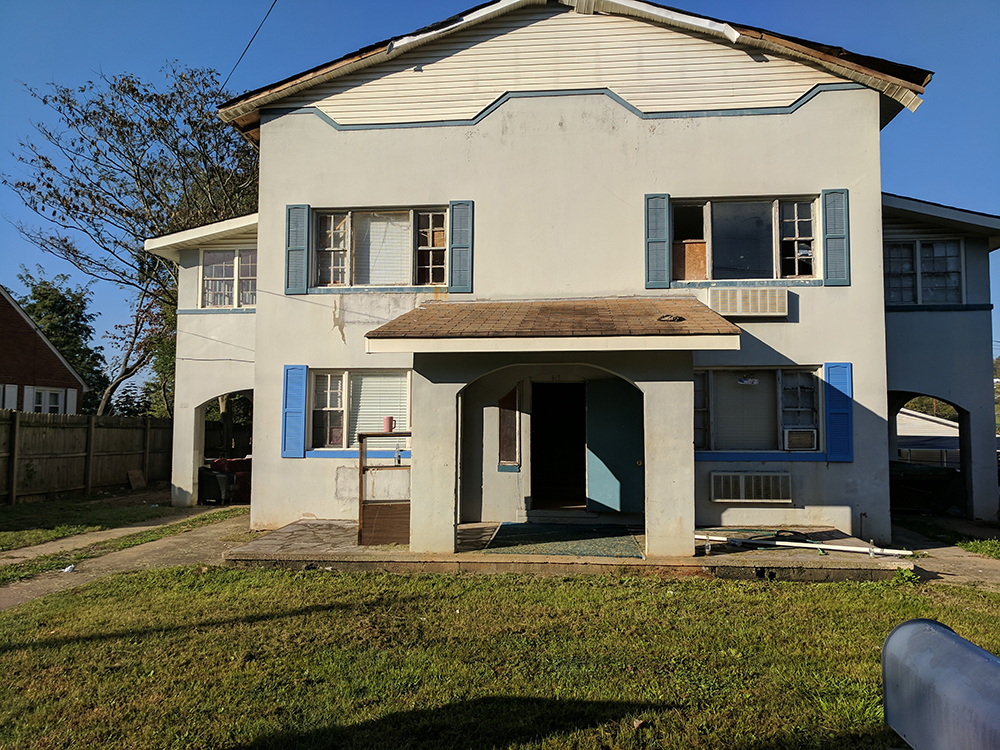 Property 5 – Foreclosure Real Estate Auction by Order of Secured Party – 419 N. Daisy St, Morristown, TN
