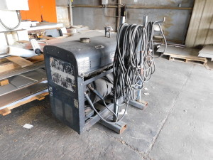 Lincoln Gas Engine Welders 1 of 3