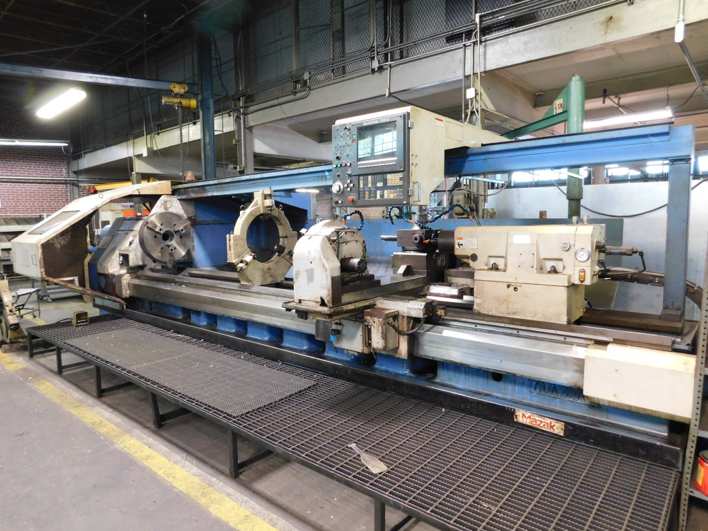 Absolute Auction of Bankhead Manufacturing Group – Heavy Metalworking, Trucking & Construction Equipment