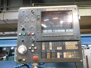 Mazak CNC Turning Lathe Controls