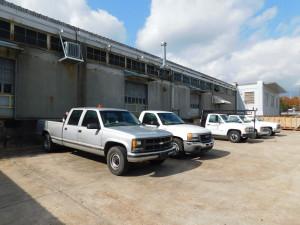 Pickup Fleet