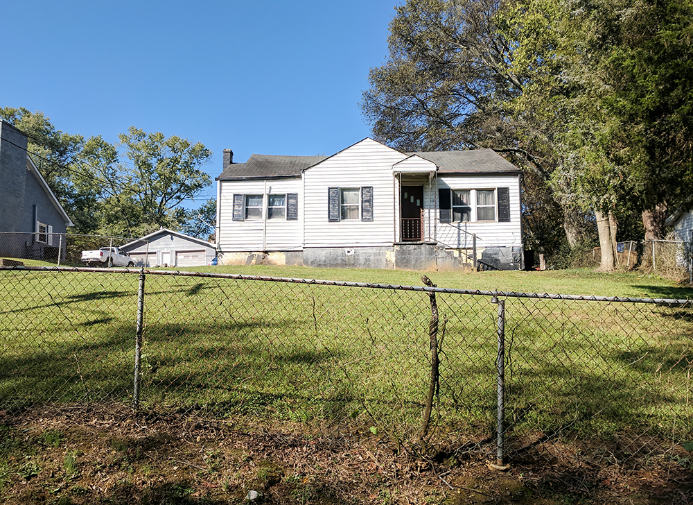 Property 25 – Foreclosure Real Estate Auction By Order of Secured Party – 516 S. Fairmont Ave., Morristown, TN