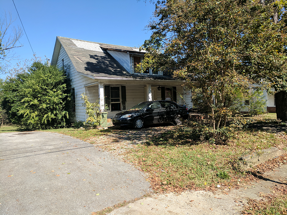 Property 29 – Foreclosure Real Estate Auction By Order of Secured Party – 324 Rosedale Ave., Morristown, TN