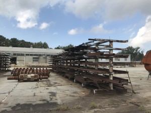Steel Inventory