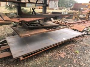 Steel Inventory Plate