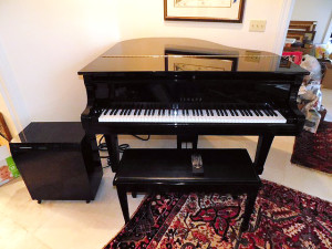 Yamaha Grand Player Piano