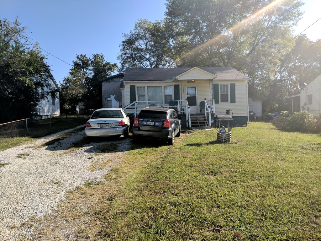 Property 11 – Foreclosure Real Estate Auction By Order of Secured Party – 1005/1007 Montvue Ave, Morristown, TN