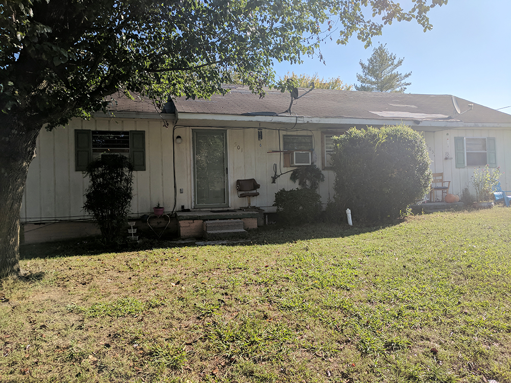 Property 17 – Foreclosure Real Estate Auction By Order of Secured Party – 501 Montvue Ave., Morristown, TN