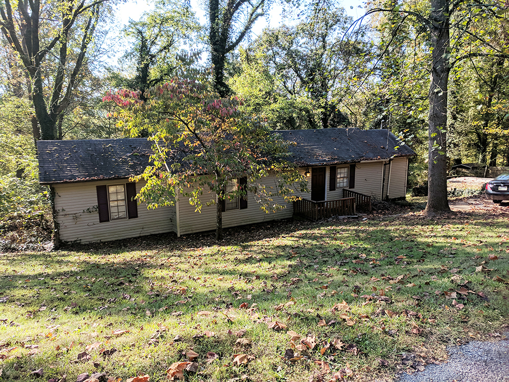 Property 12 – Foreclosure Real Estate Auction By Order of Secured Party – 1580 Boatmans Ridge Rd., Morristown, TN