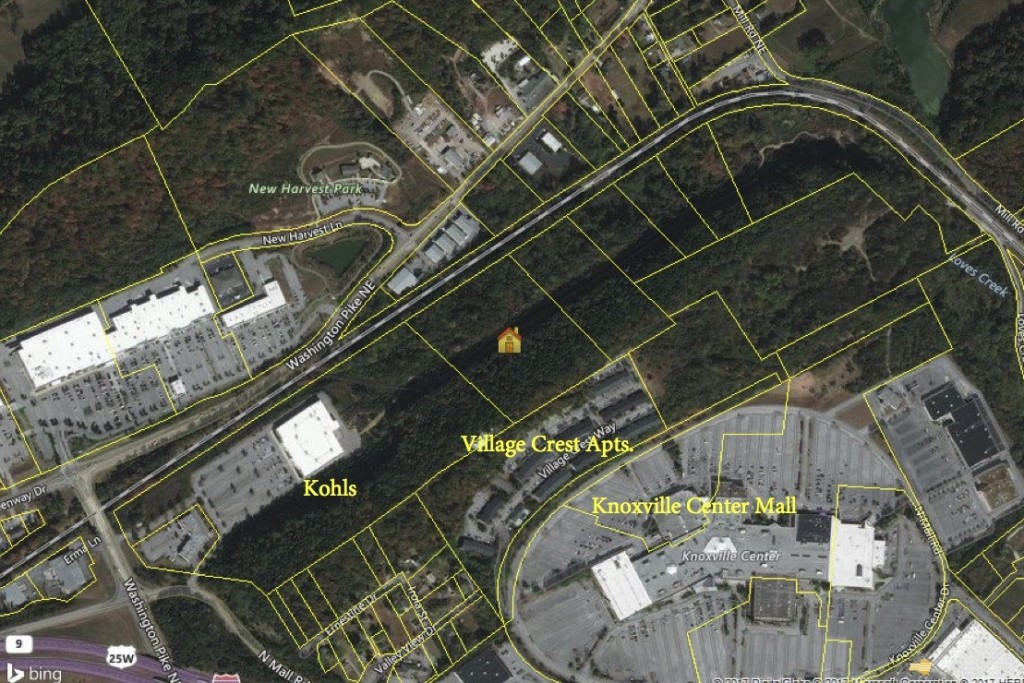 ABSOLUTE REAL ESTATE AUCTION – Knoxville Center Industrial Land