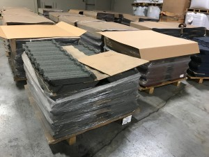 22 Metal Asphalt Shingle Inventory