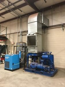 7 Quincy Air Compressor
