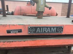 Air Ram Shear Press