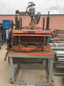 AirRam Shear Press
