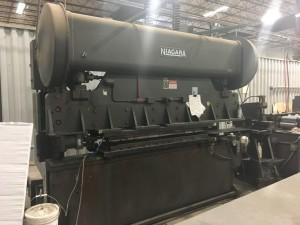 Niagra Press Brake
