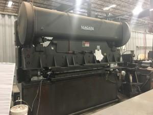 Niagra Press Brake2