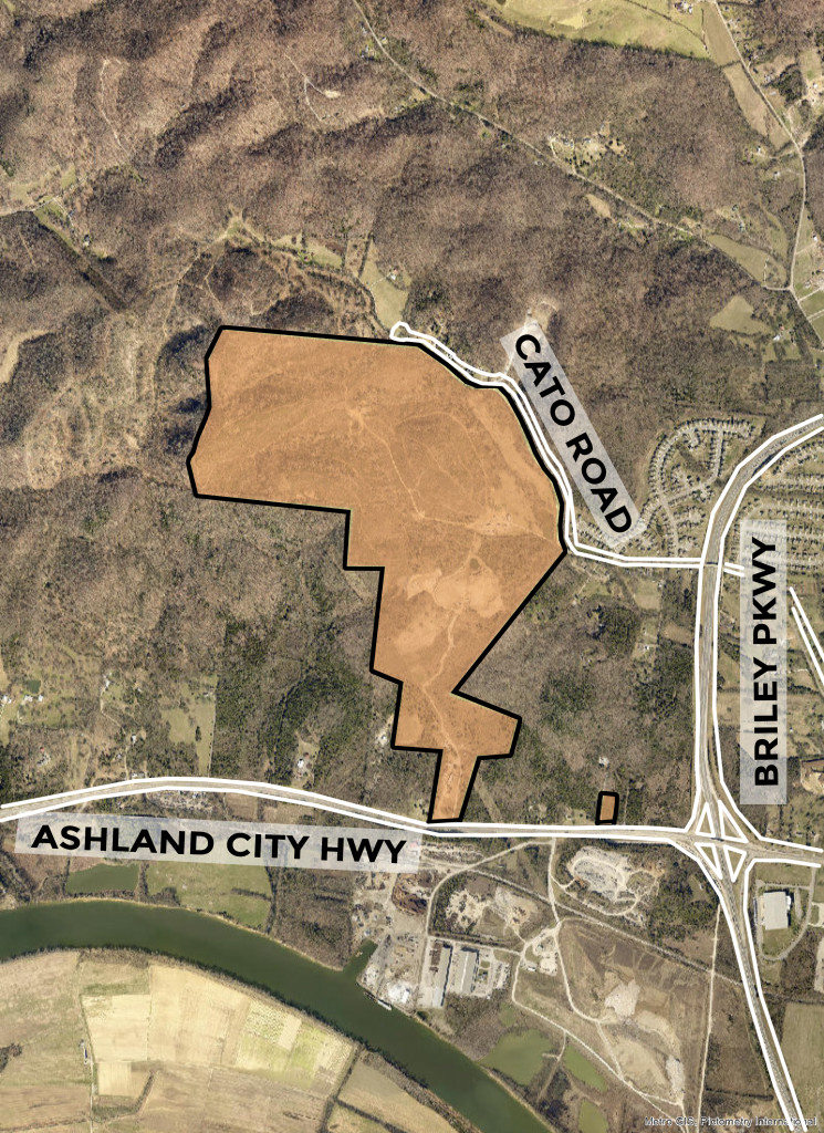 Real Estate Auction – Subject to Court Confirmation: 290 Acres in Nashville